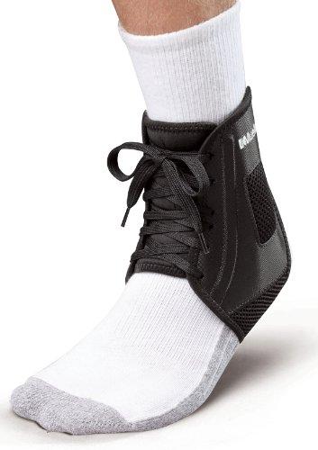 Mueller 4300-2 XLP Fußgelenkschutz für Fußball und andere Sportarten, Größe: M (42-45)