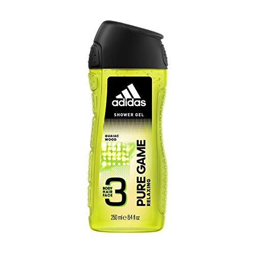 adidas Pure Game Duschgel 1er Pack (250 ml)