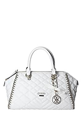 Sac Guess Lucie Uptown Satchel White