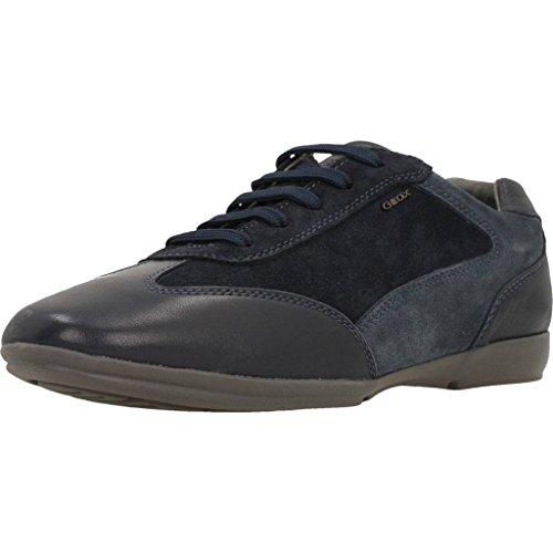 Geox Herren U Efrem A Sneaker Blau