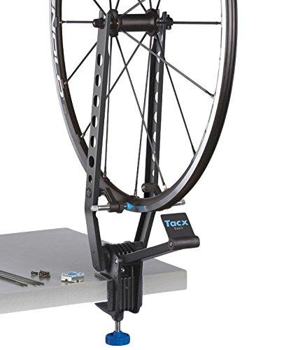 fahrradspeichen 28 zoll Tacx T 3175 Exact Zentrierständer