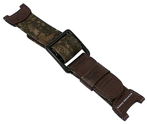 Casio ricambio Orologio da polso bracciale in pelle/Nastro In Tessuto Camouflage per Pas 410B