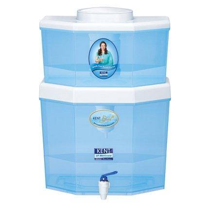 Kent Gold Star 22-Litre Water Purifier (Light Blue)