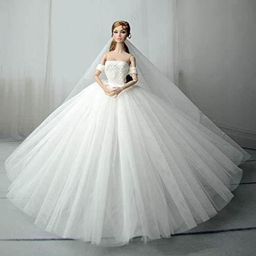 Vestiti Barbie Eleganti E Lunghi Incubatore Impresa