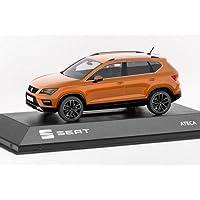 SEAT Ateca Modellfahrzeug 1:43, samoa orange - 6H1099300GAO