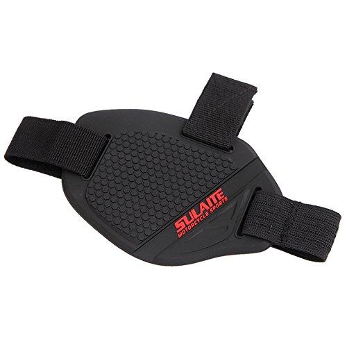 Moresave Motorrad Schuhschutz Anti Abrieb Stiefel Abdeckung Schieber Begleiter (Schuh Protector)