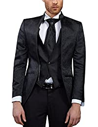 Hochzeit Anzug Cutaway/Gehrock Style 3-teilig Muga
