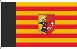 Anwesenheitsbanner Neukloster - 40 x 250cm - Flagge und Banner
