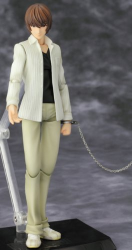 Griffon Death Note: Yagami Light Figutto Action Figure (japan import) 2