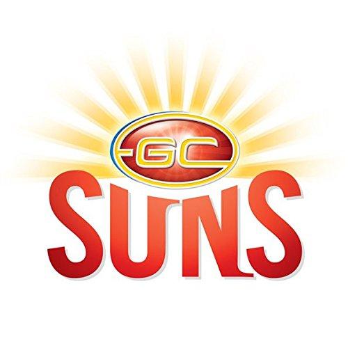 gold-coast-soleils-federation-europeenne-australian-rules-football-ozzie-regles-crest-mur-sticker-mu