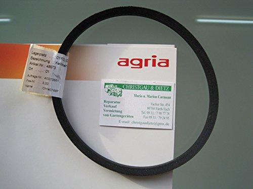 original Agria 48973 Keilriemen 400 5300 Einachser Balkenmäher Rückwärtsantrieb