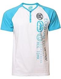 Ecko Unltd Barcode T-shirt à manches courtes pour homme