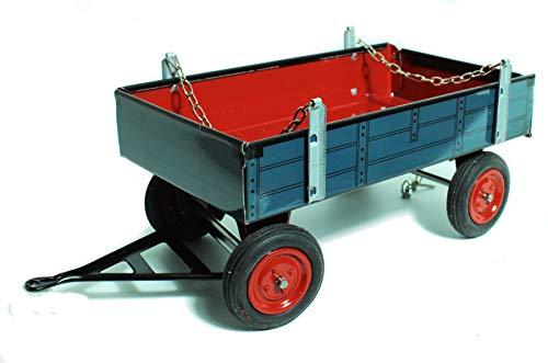 Schaepers Kaleidoskope Anhänger für Traktoren / Blau / farblich passend für Lanz /Eicher / Blau