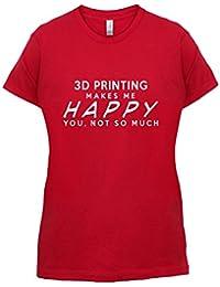 dba1345c4 Dressdown Bobsleighing makes me happy – para mujer T-Shirt ...