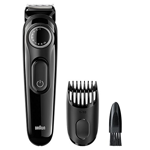 Braun BT3020 Beard Trimmer for Men - Perfect beard. Easy. Fast. Precise.