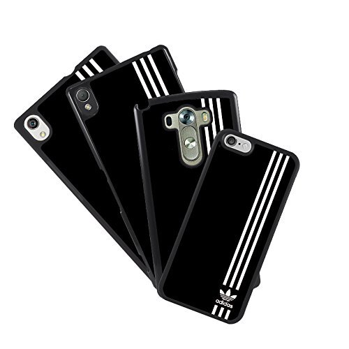 Hülle Tasche für mobile eigenes Fotodesign Adidas Retro Vintage compatible con Samsung Galaxy J7 (2017)