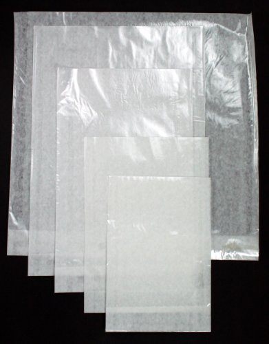 Wessex 100 clear face bags 8