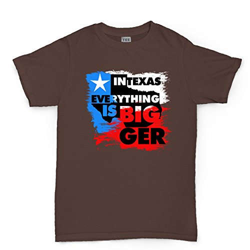 Everything is Bigger in Texas Pride Lone Star State T-shirt