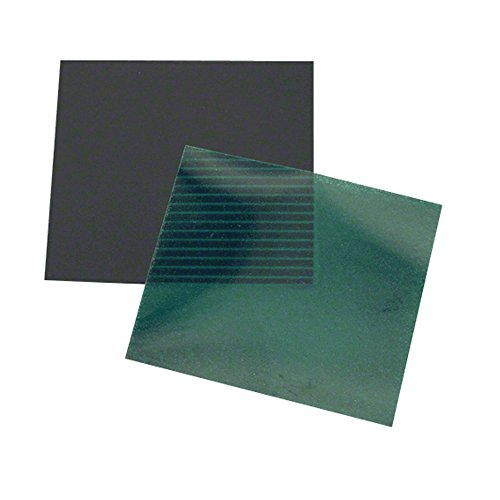 First4magnets F4MFP4-1 100 x 100 mm Feld Medium Papier, silver, 25 x 10 x 3 cm