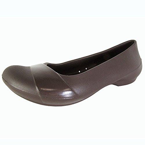 Crocs Gianna Flat Expresso