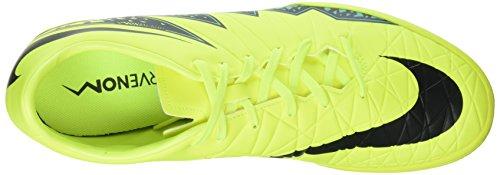 Nike Herren Hypervenom Phelon II IC Fußballschuhe Amarillo (Amarillo (Volt/Black-Hyper Turq-Clr Jade))