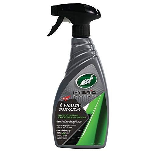 Turtle Wax Hybrid Solutions Ceramic Wax Spray Coating For Cars (500ml)