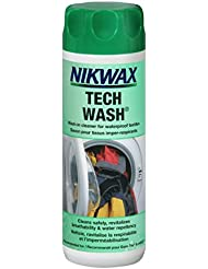 Nikwax Tech Wash Non-Detergent Technical Cleaner