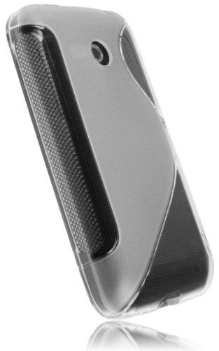 mumbi TPU Silikon Schutzhülle für LG E510 Optimus Hub