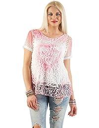 2bb963f0b354d Suchergebnis auf Amazon.de für: Longshirt mit Pailletten: Bekleidung