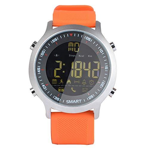 EX18 Sport Smart Watch Schrittzähler Telefon Information Wecker Erinnerung wasserdicht leuchtendes Zifferblatt Armbanduhr