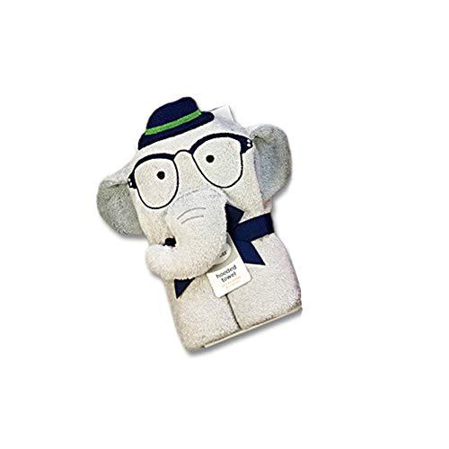 Mi toalla con el carácter lindo para elefantes niños Lavadora Ultra-suave y...