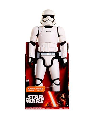 Star Wars VII Stormtrooper Action-Figur First Order Stormtrooper (7 Star Wars Stormtrooper Rüstung)