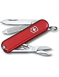 Victorinox Classic SD Pocket Knife,Red ,58 mm