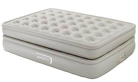 AeroBed Luxury Collection erhöhtes Luft-Bett   Bequemes Doppel-Bett für Gäste