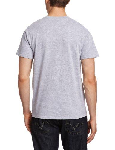Bravado - Maglietta, uomo Grau - Grey