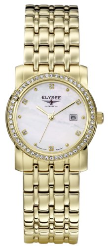 Elysee Women's Quartz Watch 13261 with Metal Strap