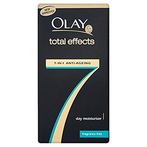 Olay Total Effects 7x Day Moisturiser Fragrance Free (50ml)