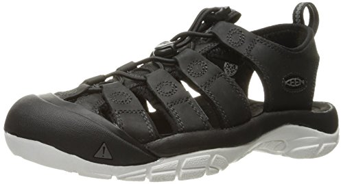 Keen Damen Sandale Newport EVO BLACK/STAR WHITE 38.5