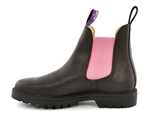 Blue Heeler Chelsea Boot Jackaroo brown-rose Brown-Rose
