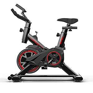 41INSk5pBjL. SS300  - Sumferkyh Indoor Cycling Mute Fitness Bicycle Advanced With Training Computer And Elliptical Cross Trainer Calories