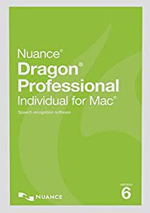 Dragon Professional Individual 6.0 (Mac)