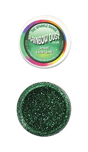 rainbow-dust-sparkle-cake-decorating-glitter-jewel-lush-lime