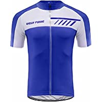 UGLYFROG #18-01 Bike Wear Ciclismo Hombres Maillots Seco y transpirable de Bicicleta Conjunto de Ropa de Ciclo Jersey de manga corta