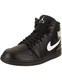 cheap for discount 3c494 2edcd Nike Herren Air Jordan 1 Mid Basketballschuhe