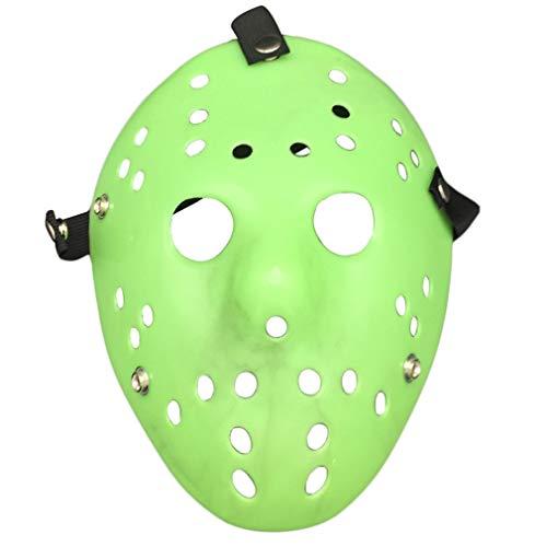 Chenqi halloween cosplay killer costume masquerade maschera horror prop durevole