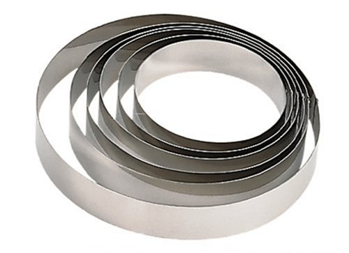De Buyer - 3989.16 - Cercle Rond - Inox
