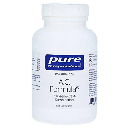 A.C. Formula® 120 Kapseln pure encapsulations