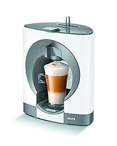 NESCAFÉ DOLCE GUSTO Oblo KP1101 Macchina per Caffè Espresso e altre bevande Manuale White di Krups