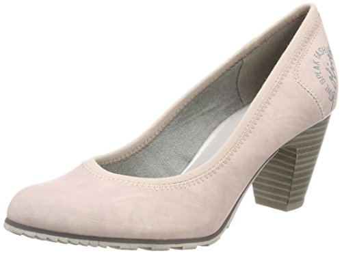 s.Oliver Damen 22404 Pumps, Pink (Rose), 40 EU