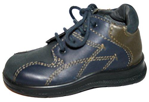 Jela Kinder Schuhe 2233 Jungen Stiefeletten ocean -grün